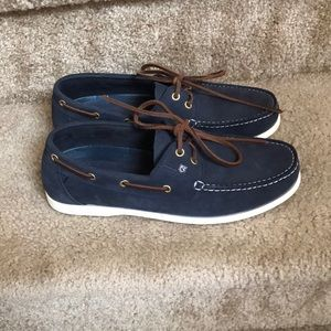 Men's Dubarry  boat shoes .